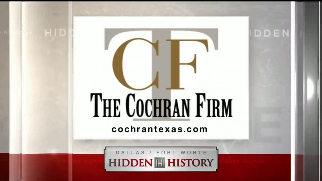 The Cochran Law Firm TV Commercial Ad, The CW33 Hidden History.mp4