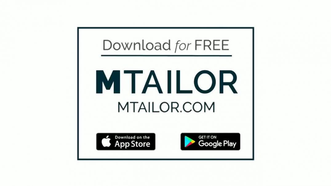 MTailor TV Commercial Ad, Custom Jeans That Fit.mp4