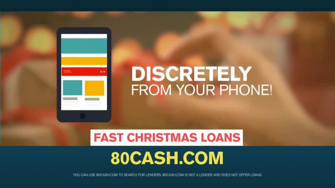 80cash TV Commercial Ad, Just In Time For Christmas.mp4