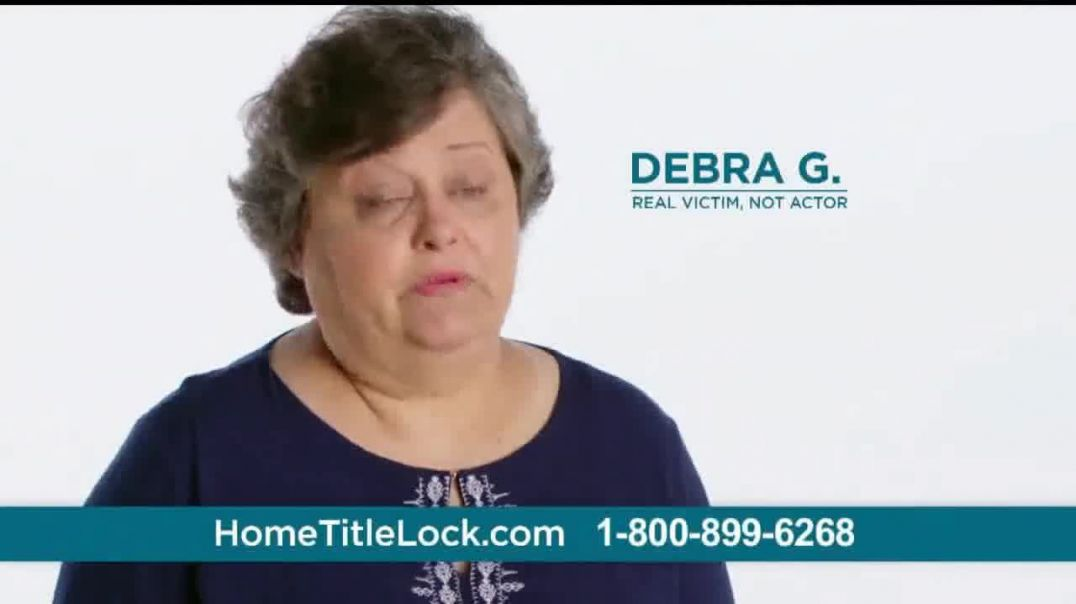 Home Title Lock TV Commercial Ad, Defend Your Home From Home Title Theives.mp4