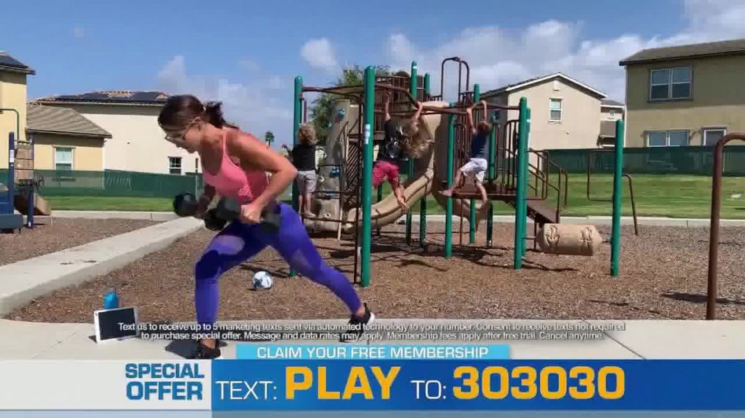 Beachbody On Demand TV Commercial Ad, Just Press Play 25 Pounds 16 Inches.mp4