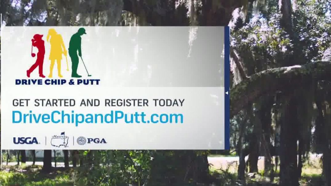 Drive Chip & Putt Championship TV Commercial Ad, Opportunity.mp4