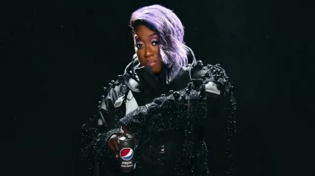 Pepsi Zero Sugar Super Bowl 2020 Teaser TV Commercial Ad, Thats What I Like Featuring Missy Elliot.m