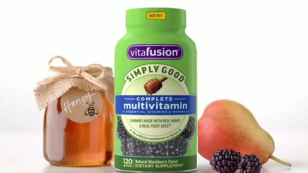 VitaFusion Simply Good TV Commercial Ad, Irresistible.mp4