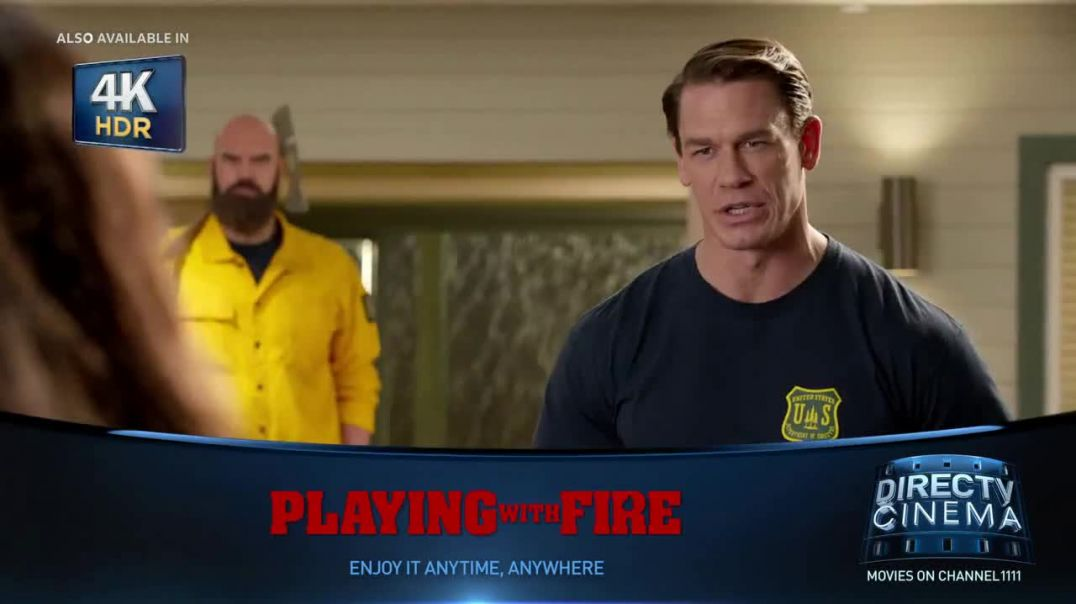 DIRECTV Cinema TV Commercial Ad, Playing With Fire.mp4