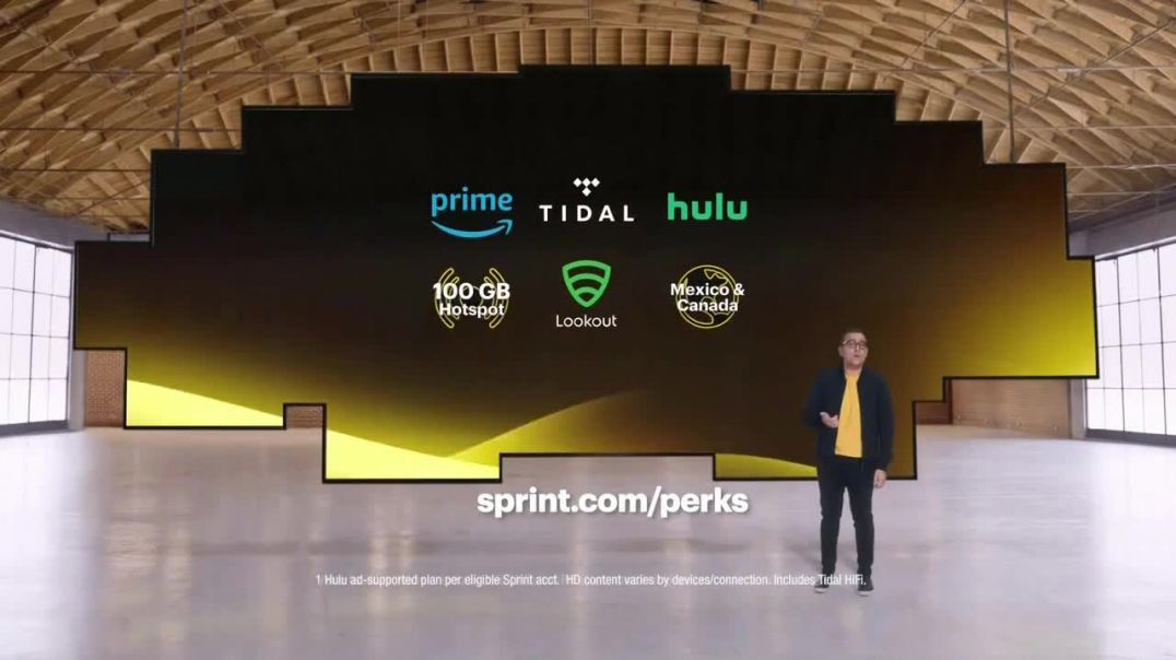 Sprint Perks TV Commercial Ad, Hardworking Americans.mp4