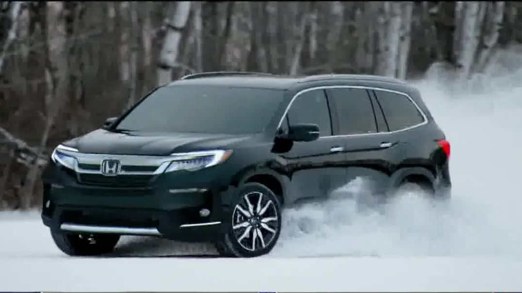 Honda Pilot TV Commercial Ad, Comfortable in Baudette.mp4