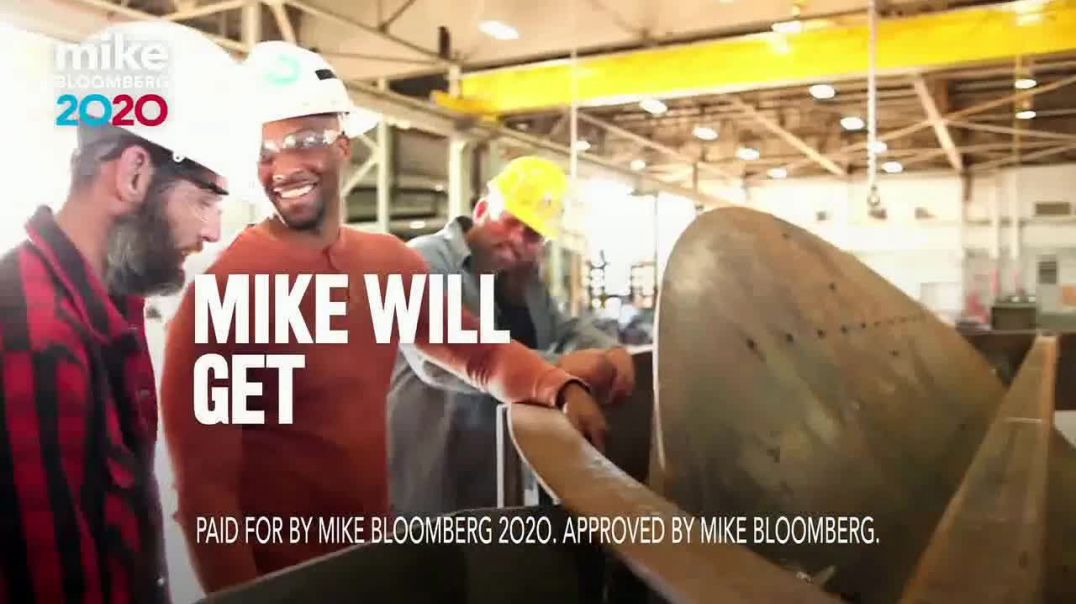 Mike Bloomberg 2020 TV Commercial Ad, Worked.mp4