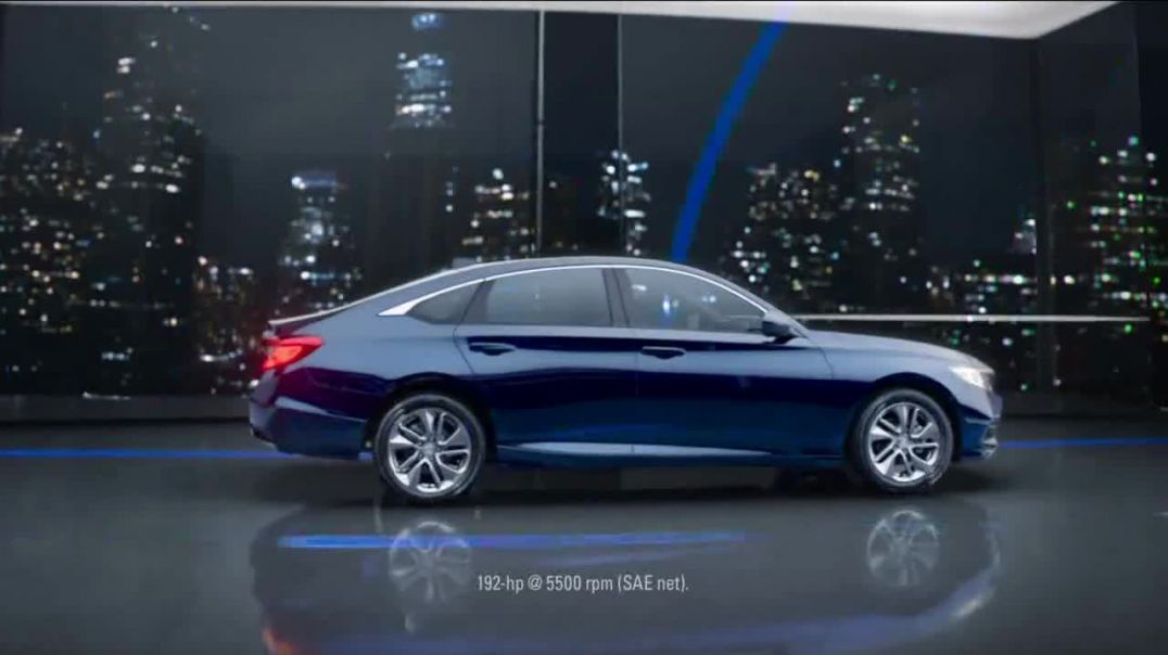 Honda Accord TV Commercial Ad, All by Itself.mp4
