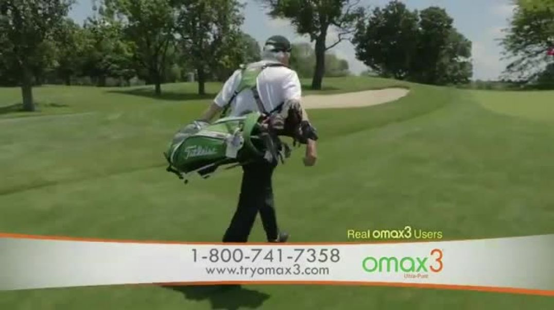 Omax3 TV Commercial Ad, Joint Pain Relief Featuring Suzanne Sena Jeffrey Saad.mp4