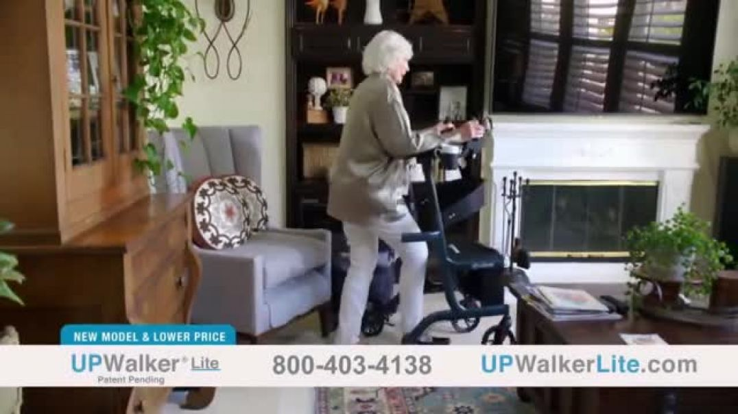 UPWalker Holiday Savings TV Commercial Ad, Online Orders.mp4