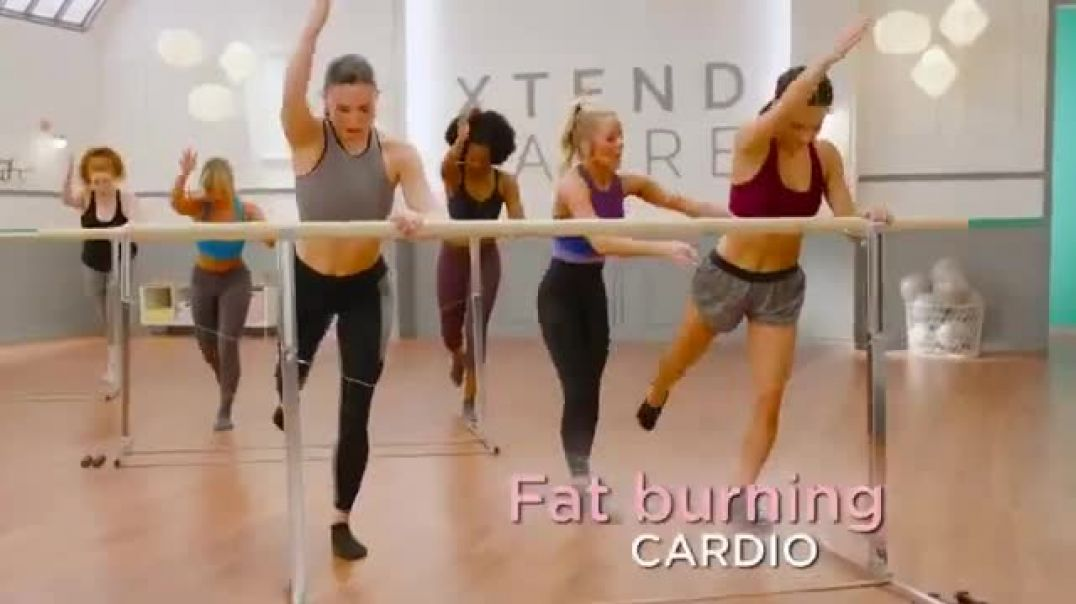 Xtend Barre TV Commercial Ad, Unlimited Classes.mp4