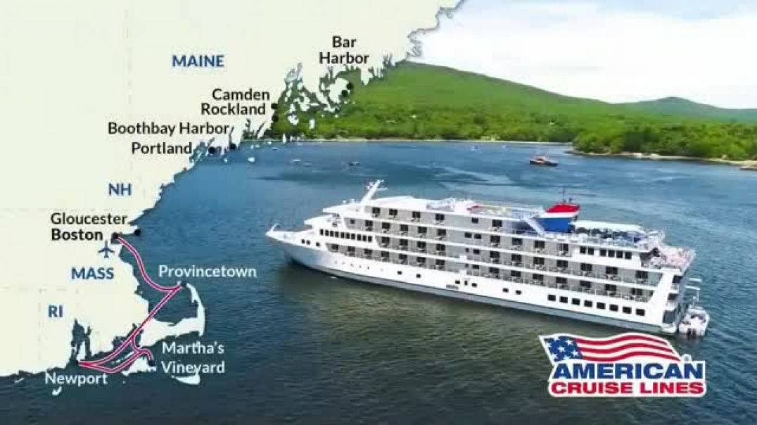 American Cruise Lines TV Commercial Ad, Grand New England Done Perfectly