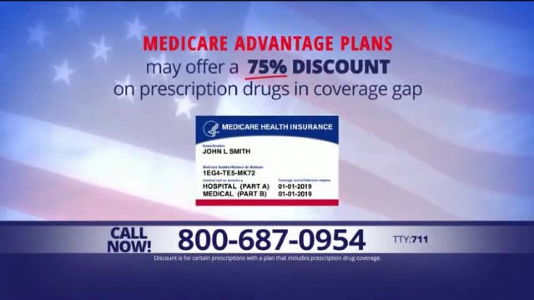 MedicareAdvantage com TV Commercial Ad, Medicare Changes Hotline Open