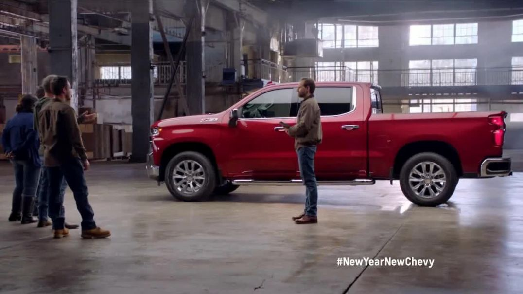 Chevrolet TV Commercial Ad, Lots to Love.mp4