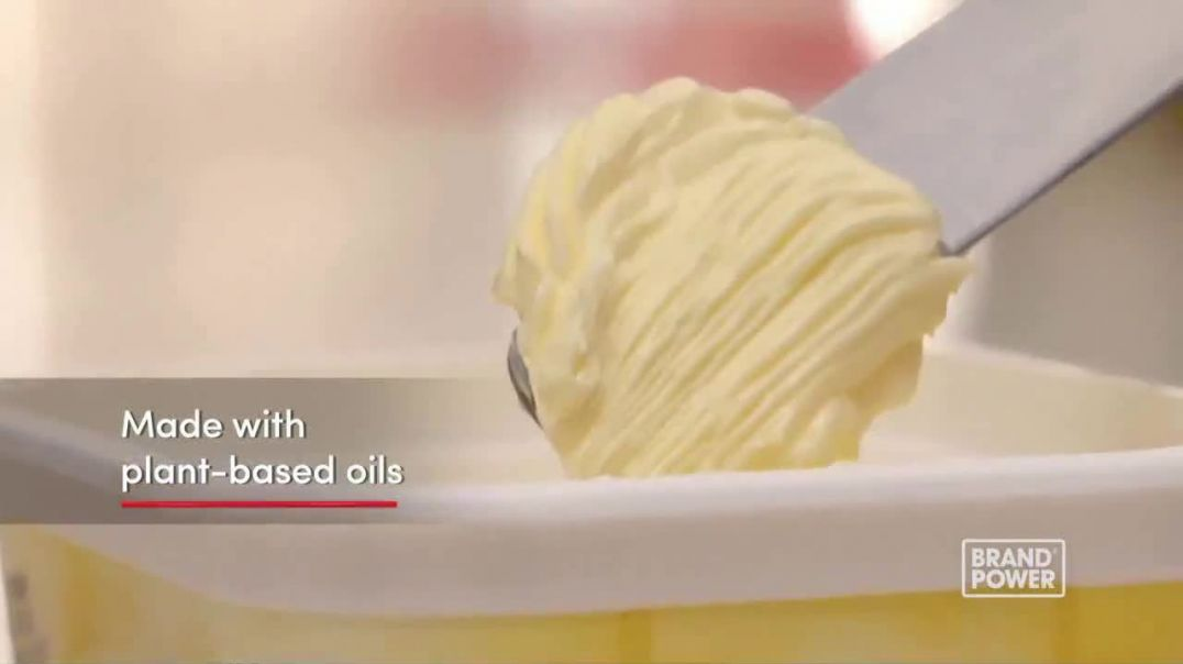 I Cant Believe Its Not Butter TV Commercial Ad, Brand Power Good Fats.mp4