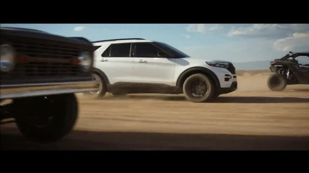 2020 Ford Explorer TV Commercial Ad, The Unknown.mp4