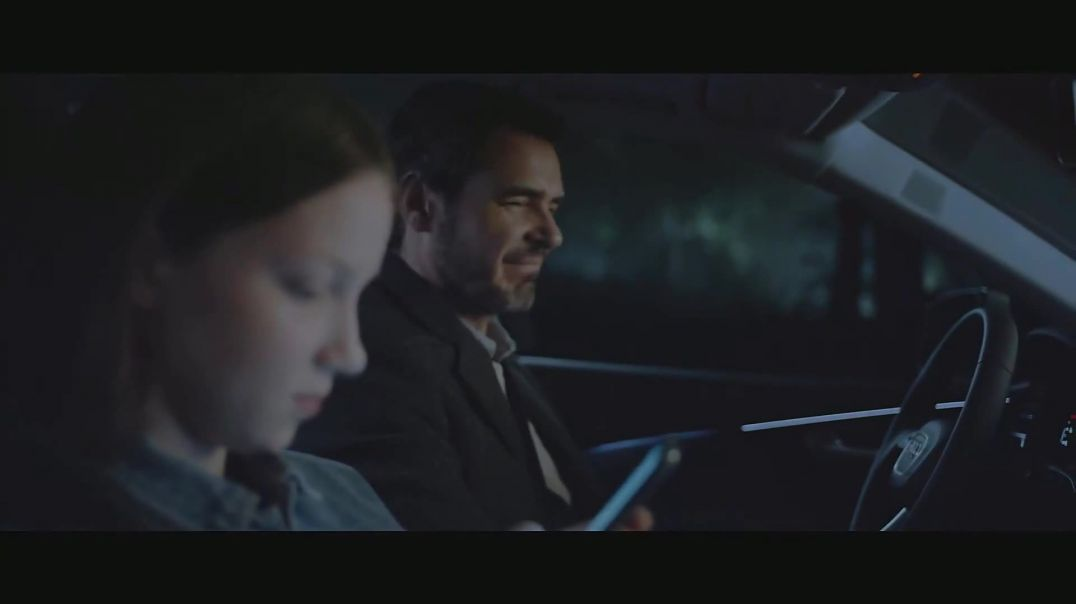 Audi TV Commercial Ad, Sneaking Up.mp4