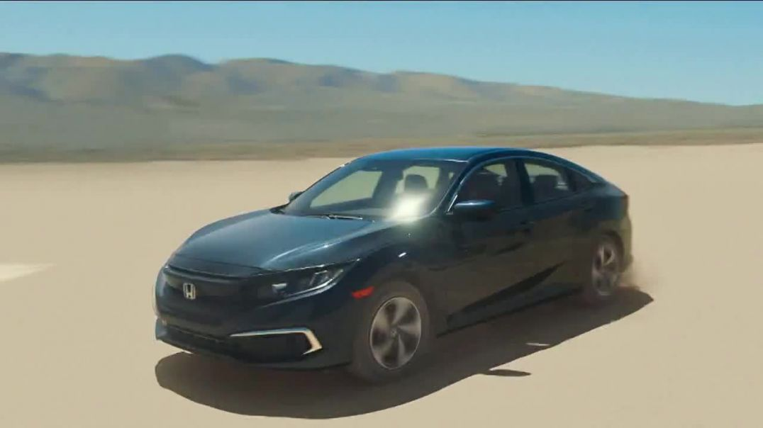 Honda Civic TV Commercial Ad, The Road Before You.mp4