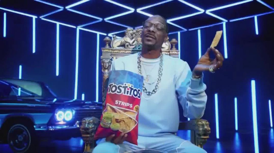 Tostitos TV Commercial Ad, Good Apart. Better Together Featuring Snoop Dogg, Martha Stewart.mp4
