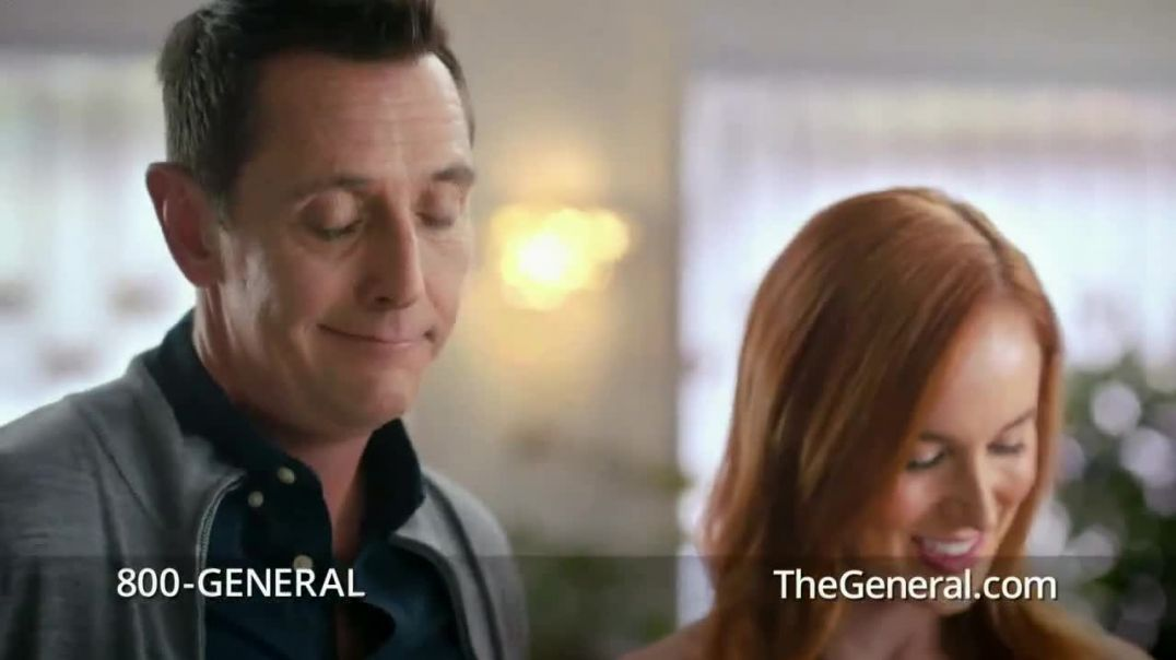 The General TV Commercial Ad, The General Ring
