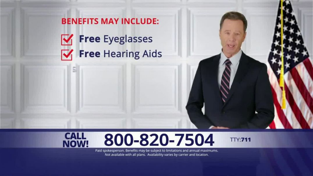 MedicareAdvantage.com TV Commercial Ad, Medicare Changes See If You Qualify