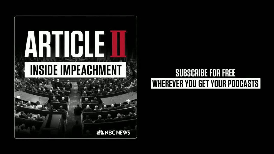 Article II Inside Impeachment TV Commercial Ad, Start an Inquiry.mp4