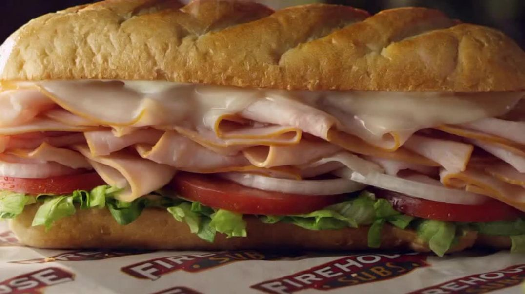 Firehouse Subs $4.99 Choice Subs TV Commercial Ad, No Ordinary Sub Shop.mp4