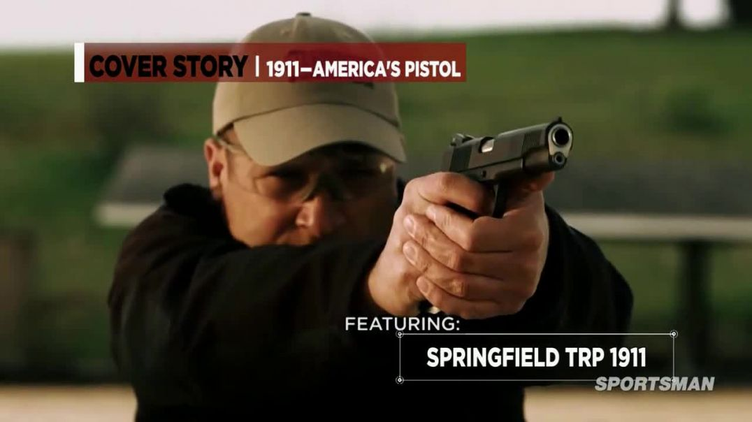 Smith & Wesson Performance Center TV Commercial Ad, Cover Story Springfield TRP 1911.mp4