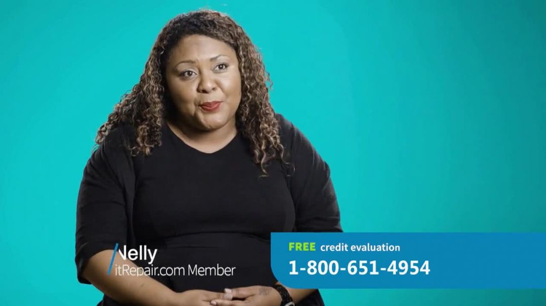 CreditRepair.com TV Commercial Ad, Nelly