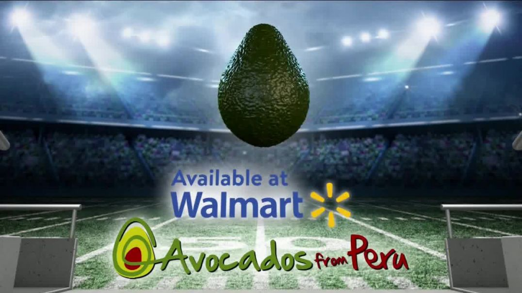 Avocados From Peru TV Commercial Ad, Enjoy the Game
