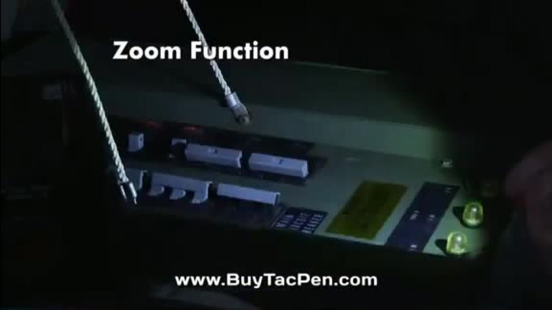 Bell + Howell TacPen TV Commercial Ad, Light up the Night.mp4