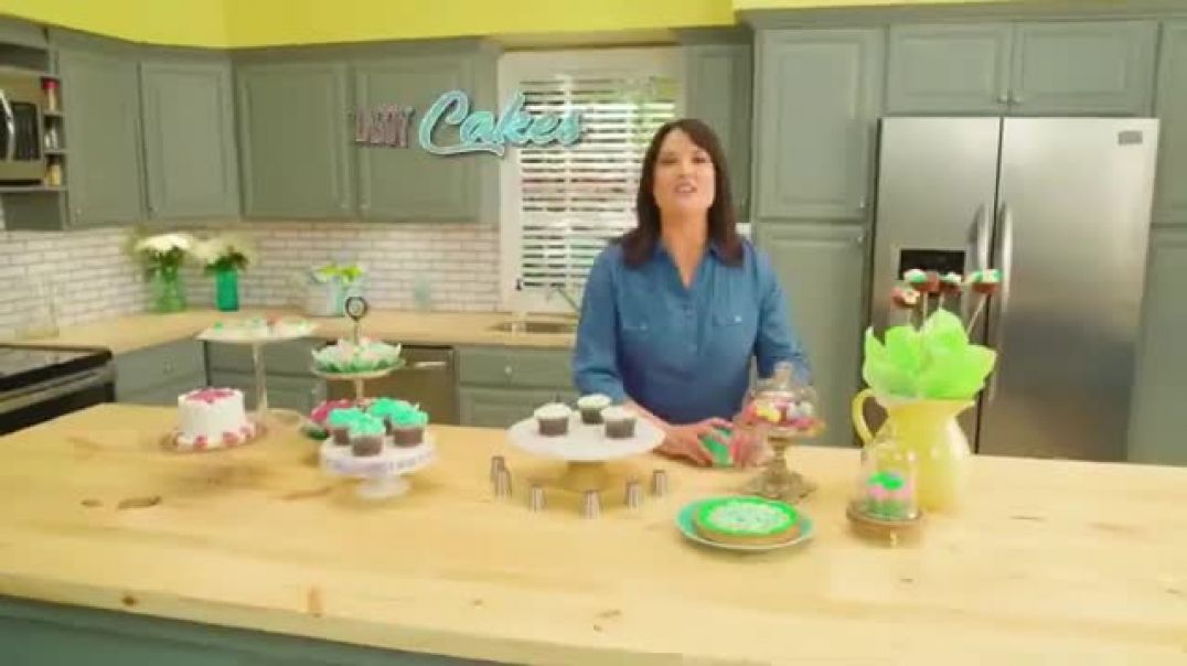 Classy Cakes TV Commercial Ad, Take the Work Out of Decorating Feat  Stella Riches.mp4