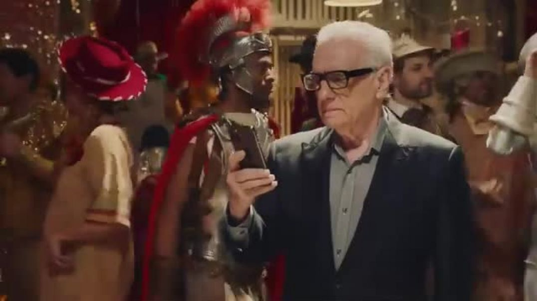 CocaCola Energy Super Bowl 2020 TV Commercial Ad, Show Up Featuring Martin Scorsese Jonah Hill.mp4