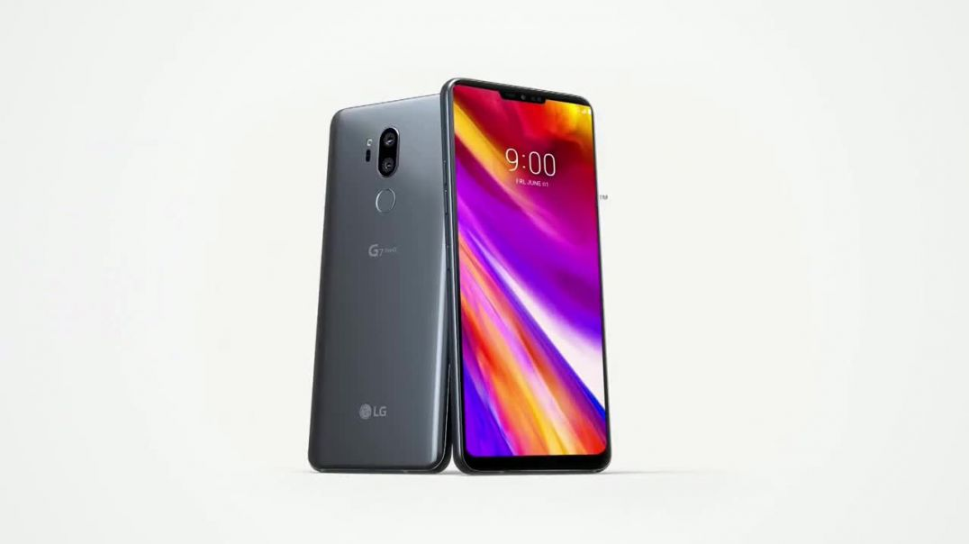 LG G7 ThinQ TV Commercial Ad, Do My Own Thing Verizon.mp4