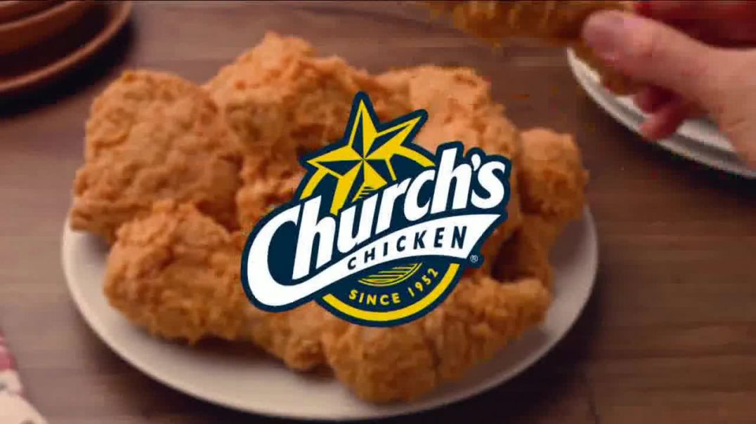 Churchs Chicken Restaurants 10 for $10.99 TV Commercial Ad, Everyone Wants One.mp4