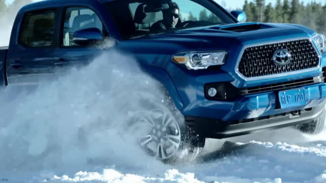 Toyota TV Commercial Ad, Dear Winter