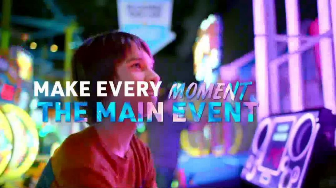 Main Event Entertainment TV Commercial Ad, Make Every Moment Play All Day.mp4