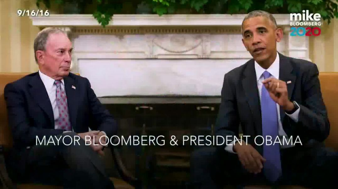 Mike Bloomberg 2020 TV Commercial Ad, Leadership in Action.mp4
