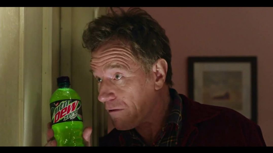 Mountain Dew Zero Sugar Super Bowl 2020 TV Commercial Ad, As Good as the Original Feat. Bryan Cranst