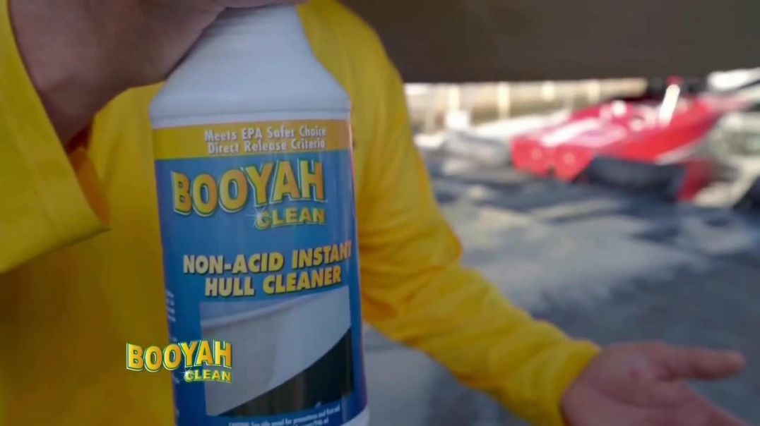 Booyah Clean TV Commercial Ad, Award Winning Marine Cleaners.mp4