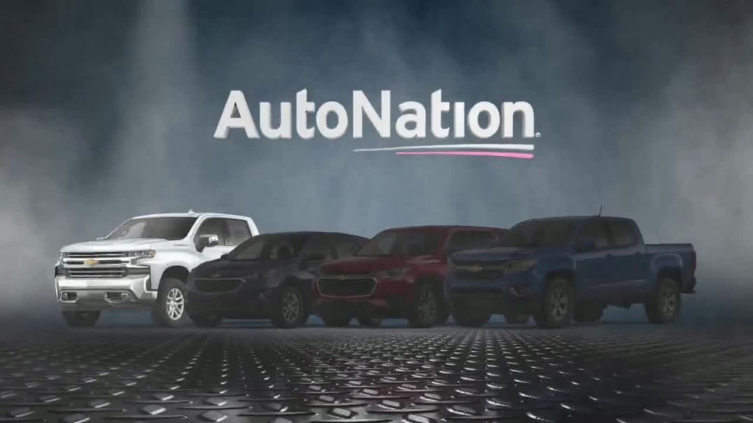 AutoNation New Year New Truck Event TV Commercial Ad, Gear Up 2019 Silverado.mp4
