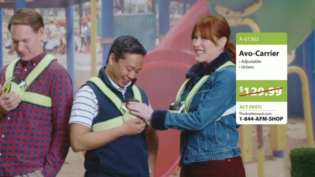 Avocados From Mexico Super Bowl 2020 TV Commercial Ad, The Avocados from Mexico Shopping Network Fea