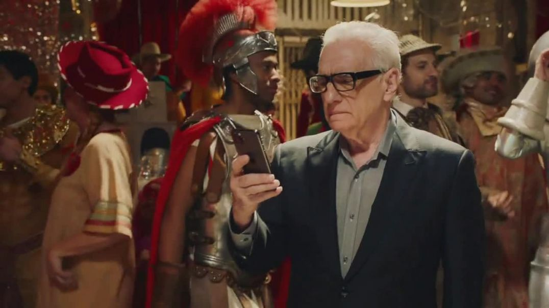 CocaCola Energy Super Bowl 2020 TV Commercial Ad, Show Up Featuring Martin Scorsese, Jonah Hill.mp4