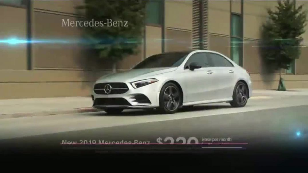 MercedesBenz of Miami TV Commercial Ad, The Signs Are Out There 2019 A 220 and 2019 GLC 300.mp4