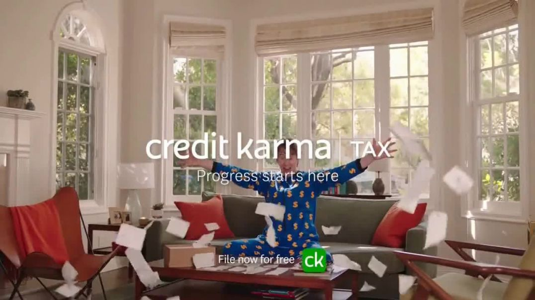 Credit Karma Tax TV Commercial Ad, The Best Season of All File for Free.mp4