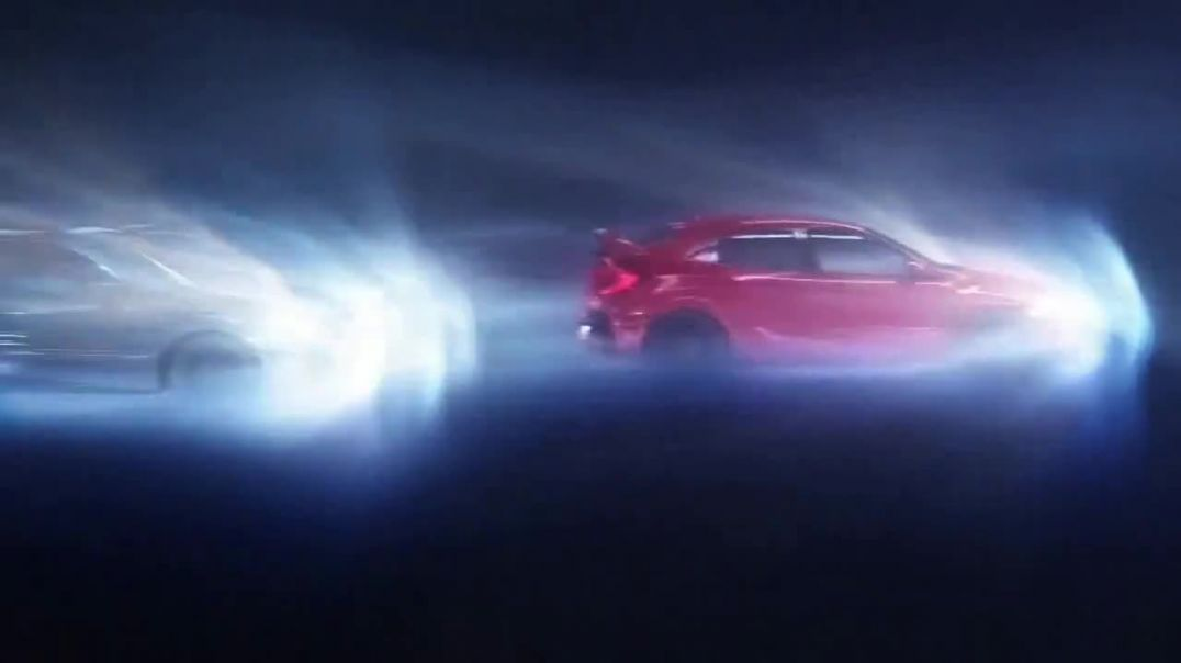 Honda Civic Type R TV Commercial Ad, Comet.mp4