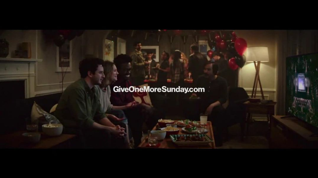 Verizon Super Bowl 2020 TV Commercial Ad, One More Sunday.mp4