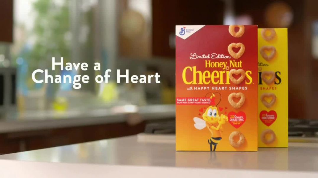 Honey Nut Cheerios TV Commercial Ad, Buzz Meets Leslie Featuring Leslie David Baker