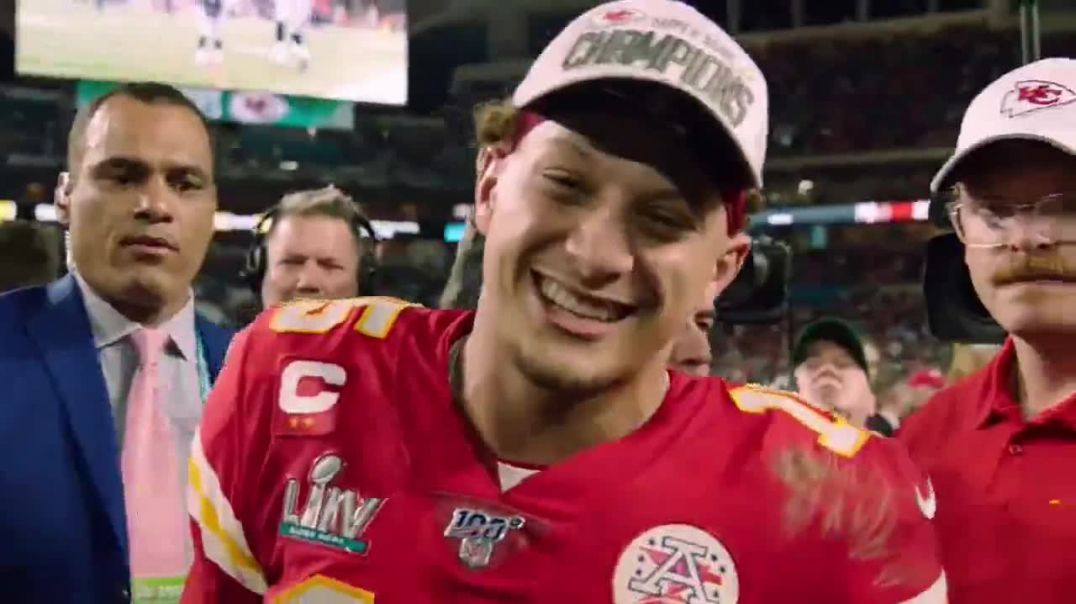 Disney World TV Commercial Ad, Chiefs Super Bowl Victory.mp4